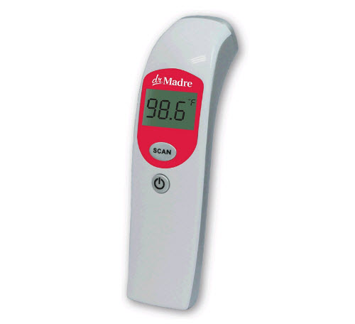 Dr Madre H&PC-43898 Talking Forehead Thermometer