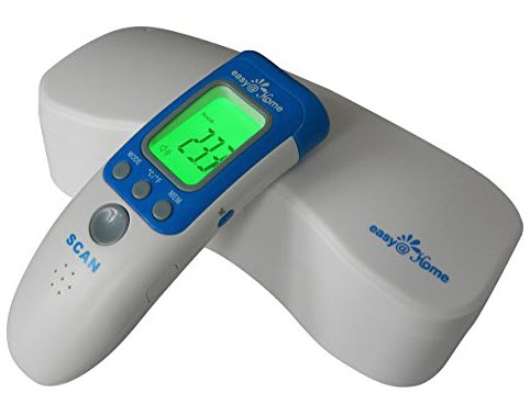 Easy@Home 3 in 1 Non-contact Infrared Thermometer