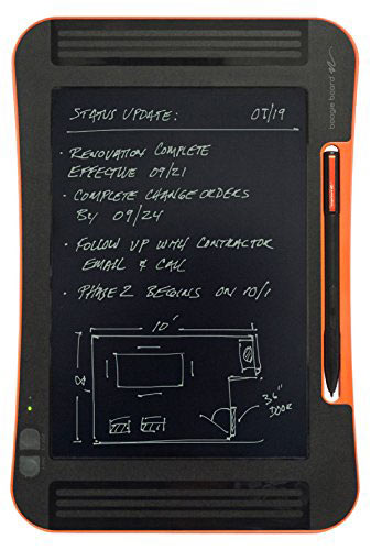ewriter tablet