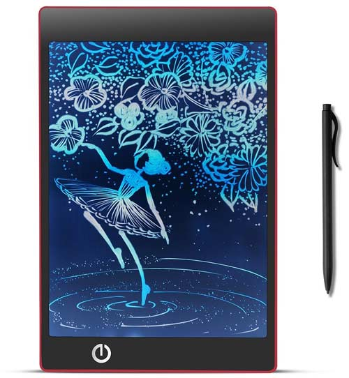 LCD Colorful Writing Tablet