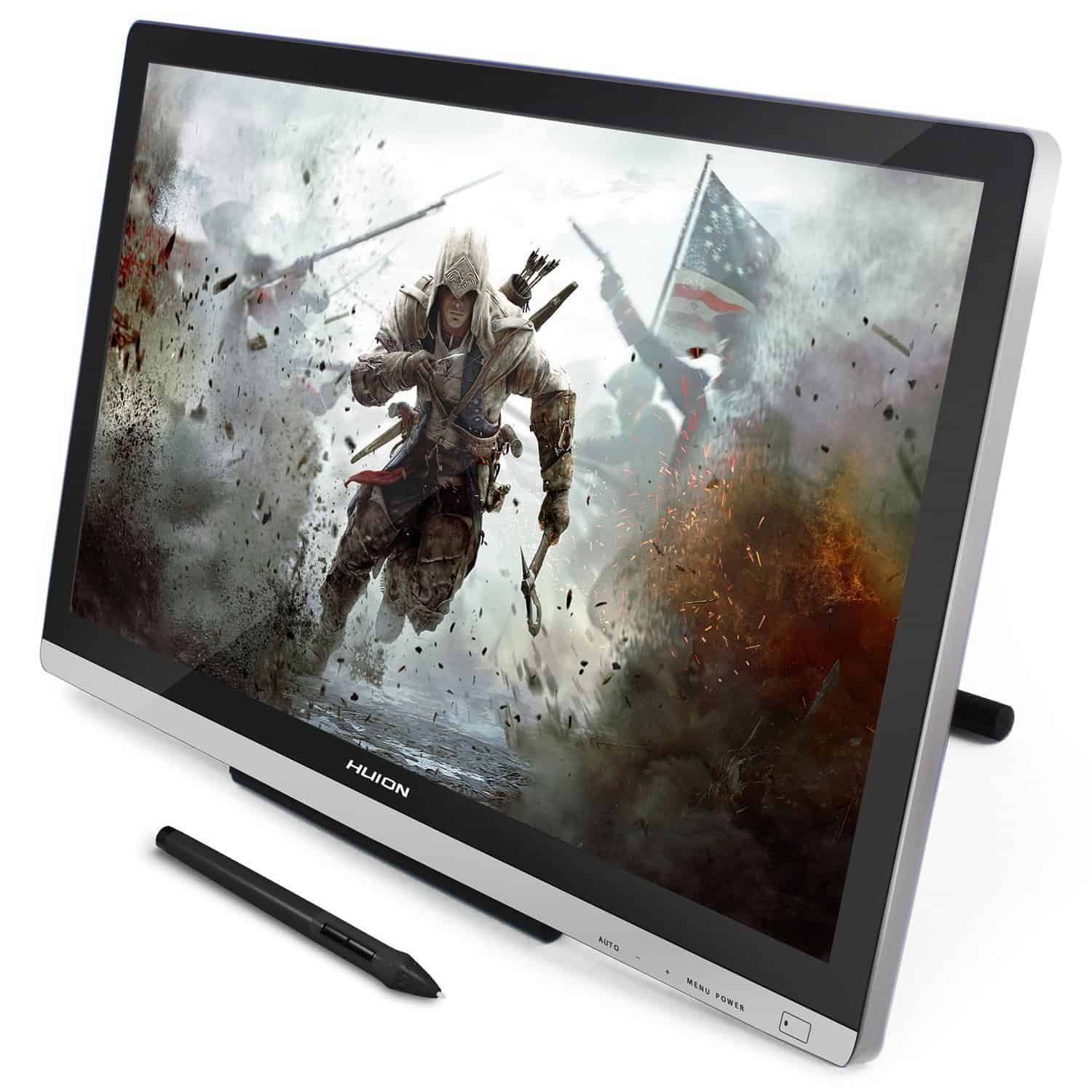 Huion GT-220 v2 top drawing tablet