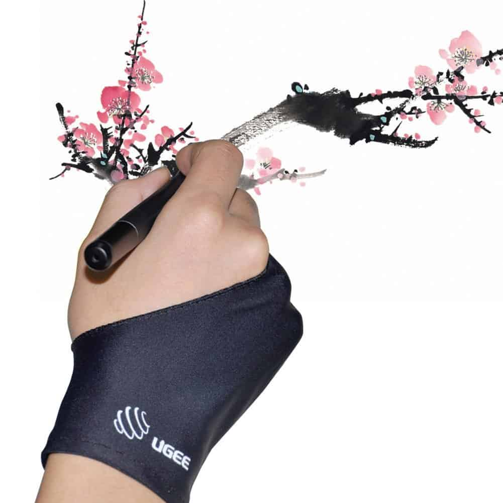 Ugee GL-01 Artists Anti-fouling Drawing Glove