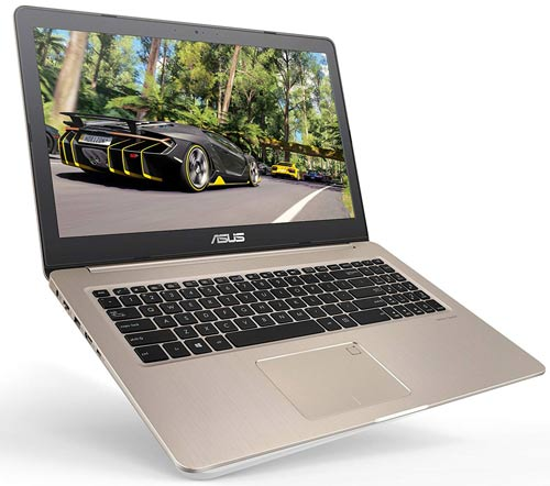 ASUS VivoBook Pro best drawing laptop 2019