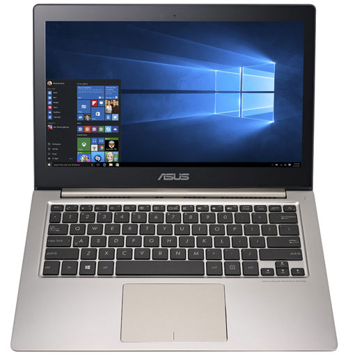 Asus ZenBook cheap drawing laptop