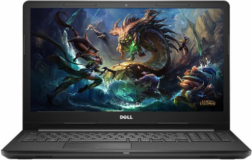 Dell 15.6 best laptop under $500 2018