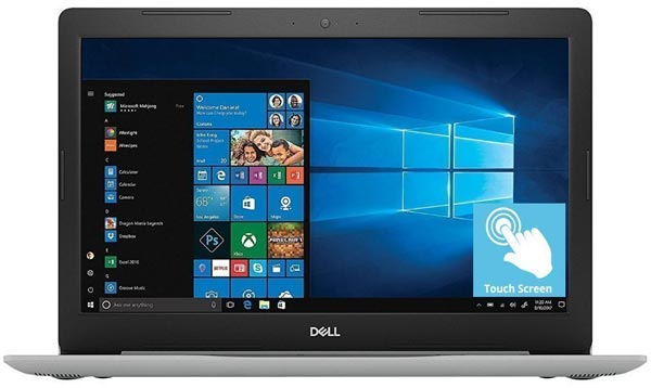 Dell Inspiron 15 Best Laptops with Number Pad