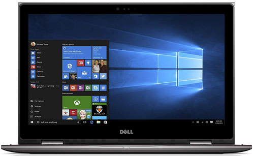Dell Inspiron 15 top drawing laptop
