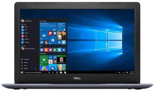Dell Inspiron 17 best drawing laptop 2018