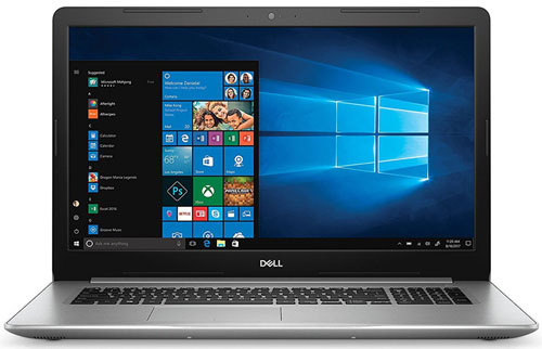 Dell Inspiron best cheap laptop for artists