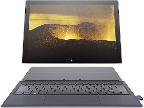 Envy X2 laptop for artists 2018