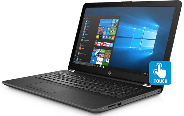 HP 15 Core i5 best laptop with numeric keypad