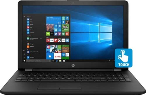 HP Pavilion 15 Touchscreen Notebook